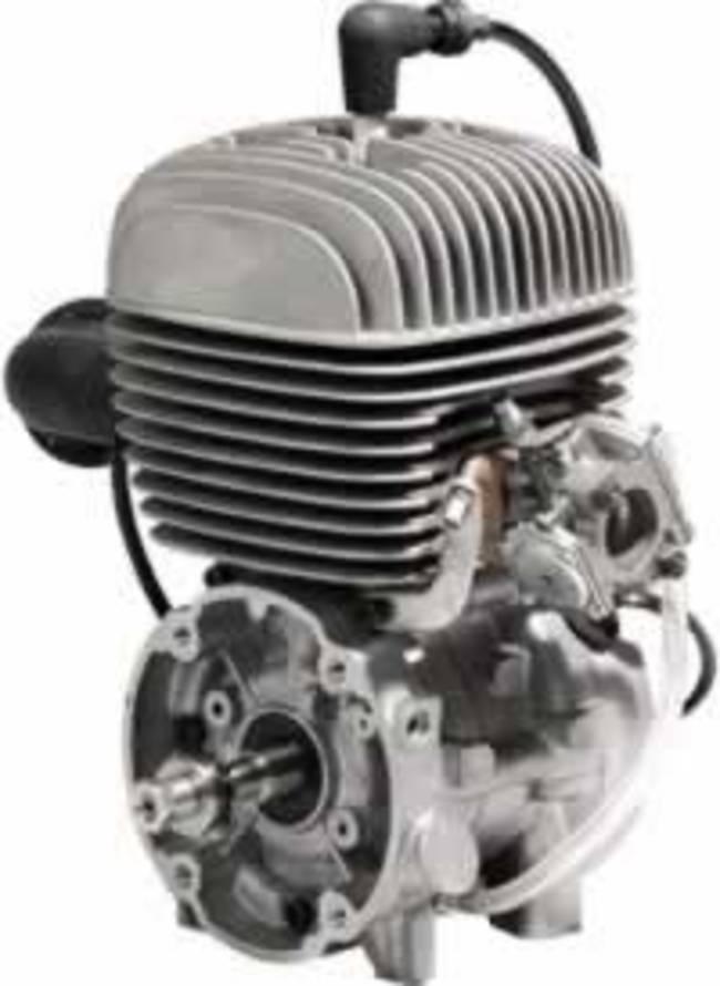 Yamaha Kt100j Kart Engine