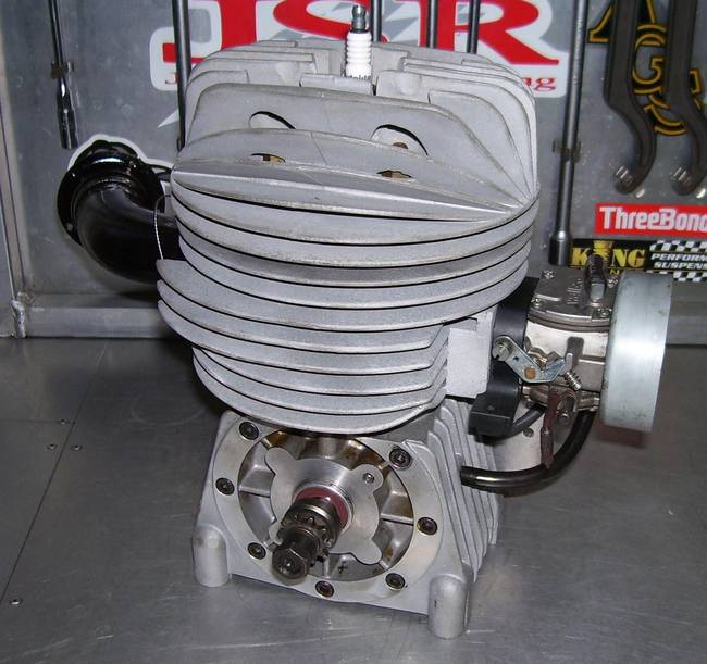Dap T50 Piston Port Kart Engine