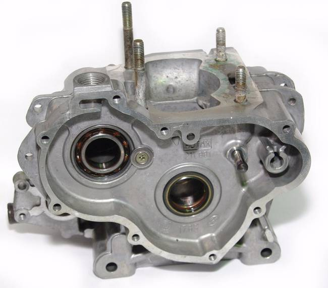 ROTAX 125 MAX CRANKCASE AND PARTS S/HAND