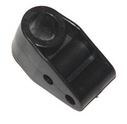 STEERING TOP PLASTIC BUSH SUPPORT BLACK 19MM product image
