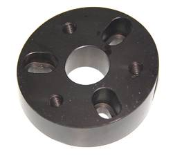 STEERING WHEEL ANGLE SPACER BLACK product image