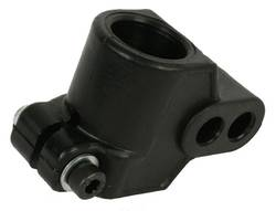 STEERING TOP PLASTIC BUSH SUPPORT BLACK  20MM WITH LOCK product image