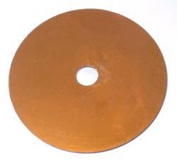 LARGE ALLOY FLAT WASHER GOLD product image