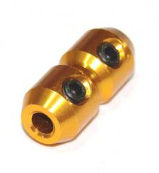 ALLOY GOLD CABLE CLAMP product image