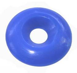 PLASTIC BLUE 8MM SEAT COUNTER SUNK WASHER product image