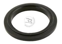 FRONT WHEEL SPACER 25MM X 5MM BLACK product image