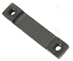 5/8'' PLASTIC CLIP BLACK NUMBER PLATE product image