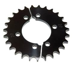 REAR AXLE DRIVE SPROCKET 428 PITCH 27 TEETH product image