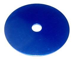 LARGE ALLOY FLAT WASHER BLUE product image