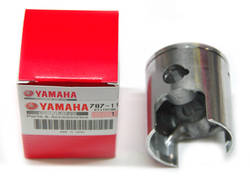 No 15 52.10mm PISTON YAMAHA KT100S BARE  product image
