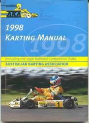 1998 AKA MANUAL product image