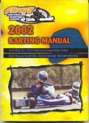 2002 AKA MANUAL product image