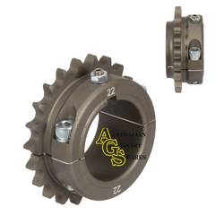 REAR ALLOY ERGAL 22T 428/50MM SPROCKET product image