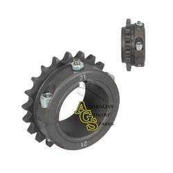 REAR ALLOY ERGAL 21T 428/50MM SPROCKET product image