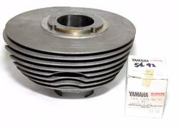 YAMAHA 135CC CYLINDER AND LINER NEW product image