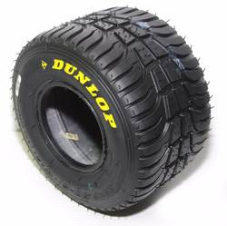 RAIN WET DUNLOP KT14W13 REAR TYRE product image