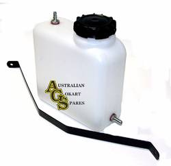 2 LITRE FUEL TANK WITH MOUNT STRAP product image