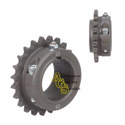 REAR ALLOY ERGAL 23T 428/50MM SPROCKET product image