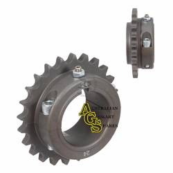 REAR ALLOY ERGAL 24T 428/50MM SPROCKET product image