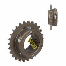 REAR ALLOY ERGAL 26T 428/50MM SPROCKET product image
