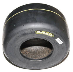SLICK TYRE MG YELLOW FRONT product image