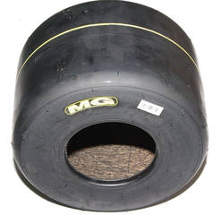 SLICK TYRE MG YELLOW REAR product image