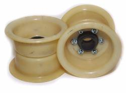 PLASTIC NOVA SPLIT RIMS WITH TRU-TEST HUBS  product image