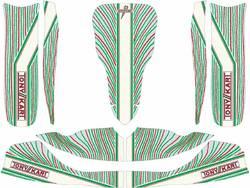 STICKER SET TONY KART 2015 M6 PLASTICS product image
