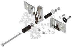 REAR PLASTIC BAR MOUNTING KIT OTK 28MM CHASSIS product image