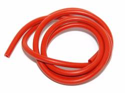 CARBURETTOR BREATHER HOSE RED SILICONE 1000MM product image