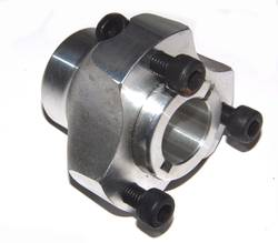 30MM REAR WHEEL HUB ALLOY 30MM X 50MM product image