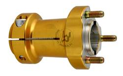 30MM REAR WHEEL HUB GOLD 30MM X 95MM product image