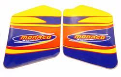 FUEL TANK STICKERS [QTY 2] MONACO GP product image