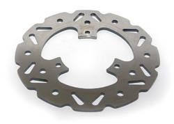 STEEL BRAKE DISC ROOKIE/NORDIX 180MM product image