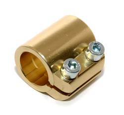[G] CLAMP TORSION BAR GOLD OTK 28MM product image