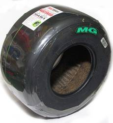 SLICK TYRE MG GREEN FRONT 4.5/10.00 X 5 product image