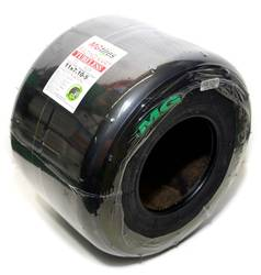 SLICK TYRE MG GREEN REAR 7.1/11.0 X 5 product image