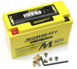 BATTERY 12 VOLT MOTOBAT product image