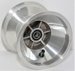 ALLOY EDWARDS FRONT WHEEL OFF SET 6'' X 5'' NO BEAD LOCKS product image