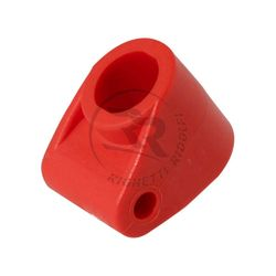STEERING TOP PLASTIC BUSH SUPPORT RED 20MM 1 BOLT product image
