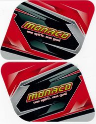 FUEL TANK STICKERS [QTY 2] MONACO M4 product image