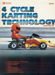 4 CYCLE KARTING BOOK product image