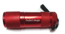 LED TORCH POCKET SIZE RED product image