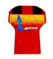 FLOOR TRAY EARLY ARROW RED POWDER COATED product image