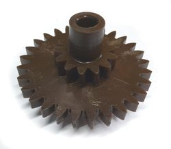 No 10 PLASTIC IDLER GEAR 28/13 TEETH S/HAND 1 product image