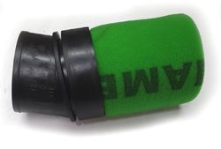 AIRBOX FINE FILTER GREEN IAME BITUMEN/DIRT SHORT product image