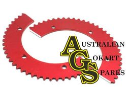 76 TEETH REAR ALLOY SPROCKET 35 PITCH product image