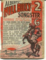 ALBERTS HILL BILLY 2 product image