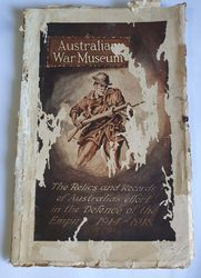 AUSTRALIAN WAR MUSEUM MELB product image