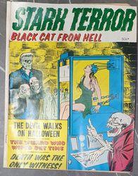 STARK TERROR COMIC  product image